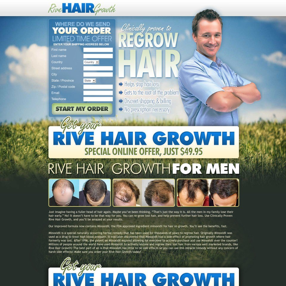 Rive Hair Growth Preview