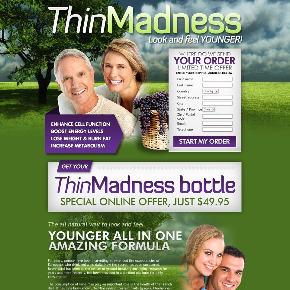Thin Madness Preview