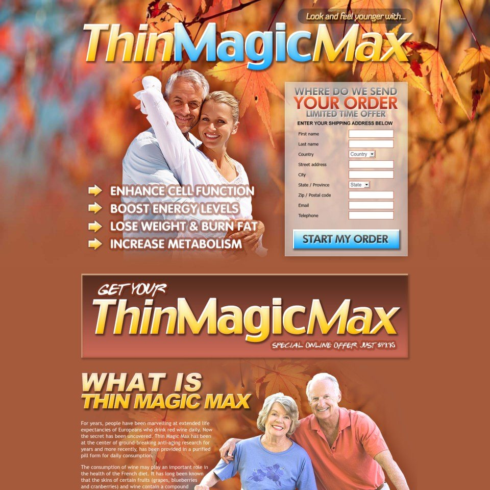 Thin Magic Max Preview